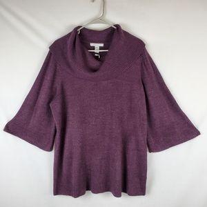 Ralsey cowlneck sweater